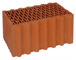 Кирпич поризованный теплая керамика