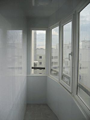Облицовка стен панелями ПВХ