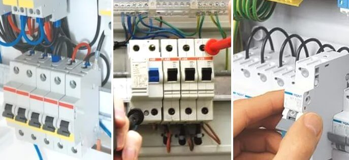 Автоматический выключатель в зависимости от назначения