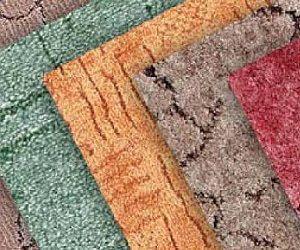Ковровое покрытие из акриловых волокон