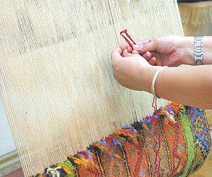 Ковровое покрытие из натуральных материалов