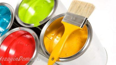 Photo of Окраска помещений и типы красок