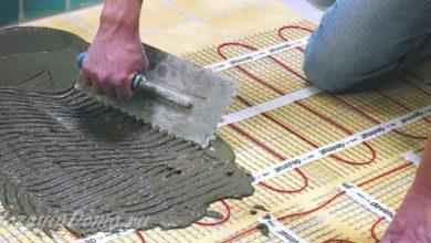 Photo of Как сделать водяной тёплый пол своими руками