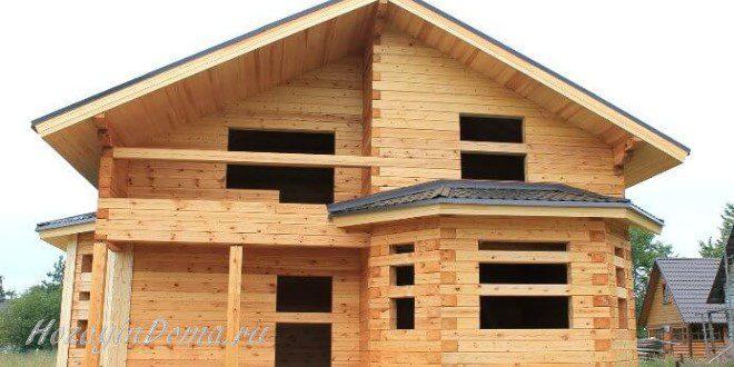 Преимущества и недостатки домов из бруса