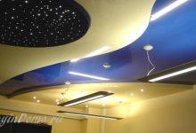 Photo of Материалы для отделки потолка