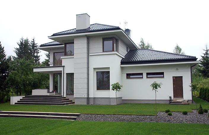 построить каменный дом своими руками