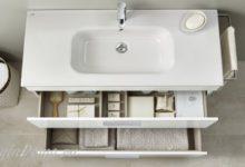 Photo of Тумба под раковину в ванну: разумный выбор