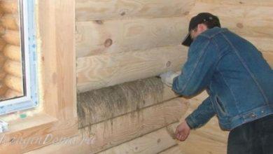 Photo of Как конопатить дом из бруса?