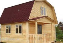 Photo of Как правильно построить дом из бруса