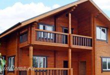 Photo of Как построить тёплый дом из бруса недорого и качественно
