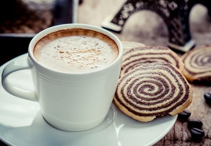Кофе в чашечке
