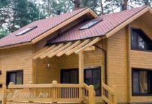 Photo of Как построить дом из бруса своими руками?