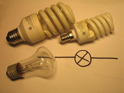 Обозначение электрических ламп на схеме