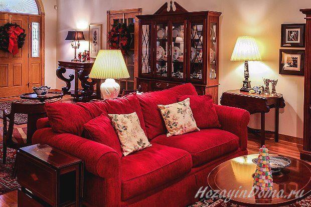 уютная мебель