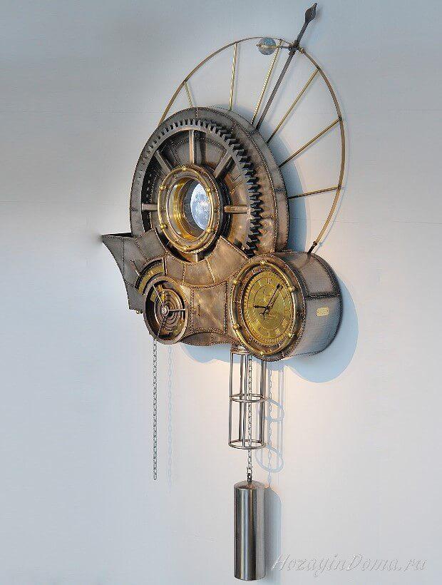 Часы для СПанк