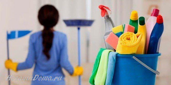Секреты домашней уборки